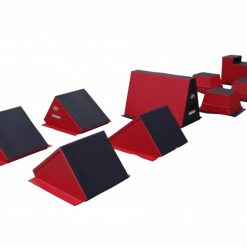Teams Sports Ninja 10pc Obstacle Course-Complete Package